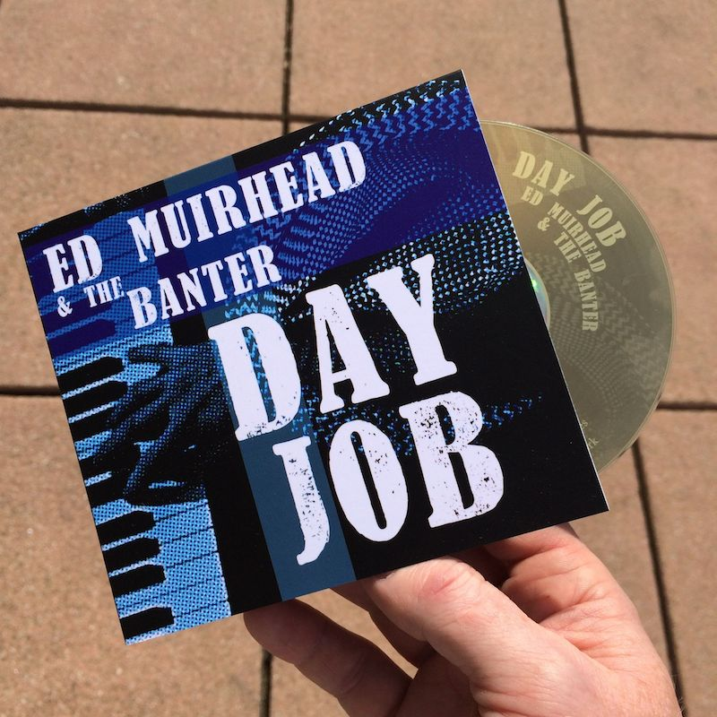 Day Job CD
