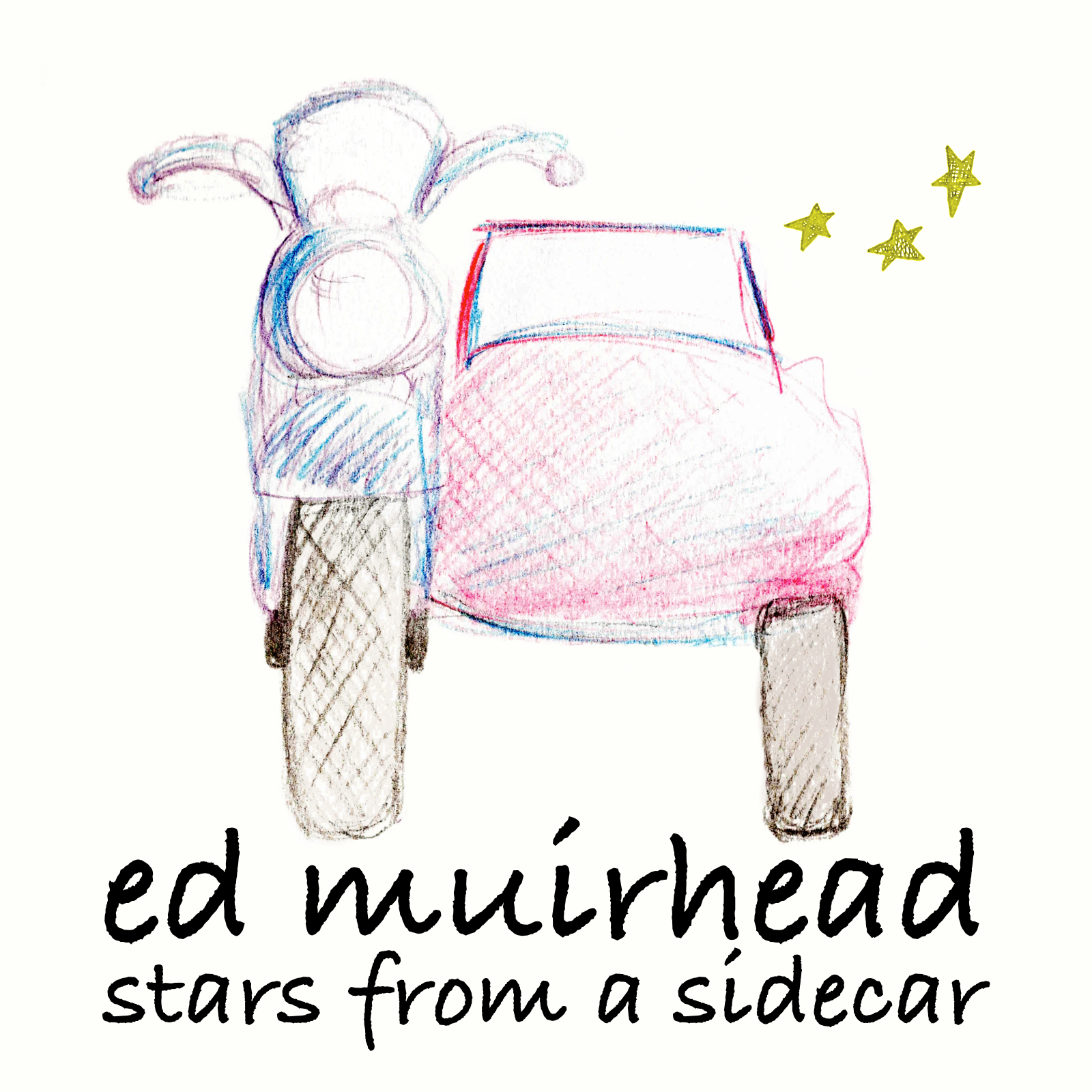 stars from a sidecar